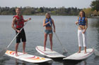 Paddleboards rentals in Belgrade Lakes Maine