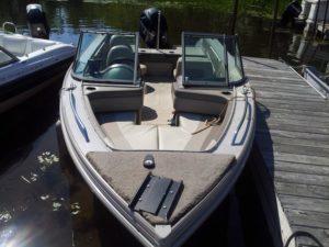 Great Pond Marina Boat Rentals in Belgrade Lakes Maine
